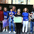 Hosteleros y familias de Zuazo donan a La Cuadri del Hospi 11.000 euros contra el cáncer infantil