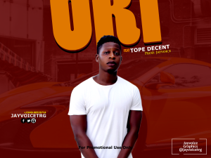 [music] Jayvoice – Ori ft Tope Decent