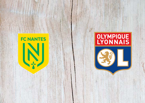Nantes vs Olympique Lyonnais -Highlights 18 January 2020