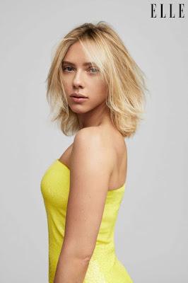 Scarlett Johansson – Elle Magazine