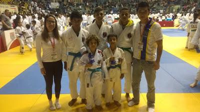 Judoca da Escolinha Mauro Sakai conquista bronze no Paulista