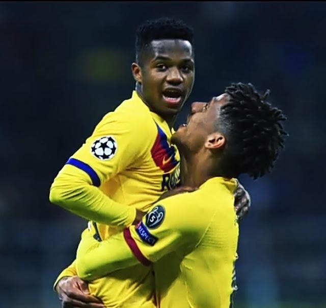 UEFA Champions League: Barcelona won, Inter Milan out