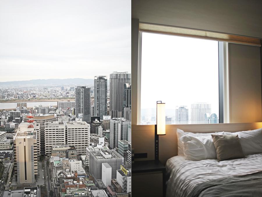 osaka japan hotel
