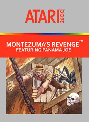 Review - Montezuma's Revenge - Atari 2600
