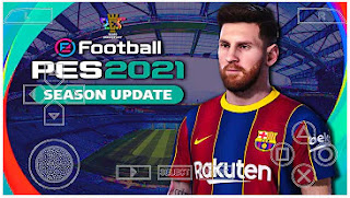 Download PES 2021 PPSSPP Camera PS5 Fix Cursor Name Chelito V2 Face HD & New Full Transfer