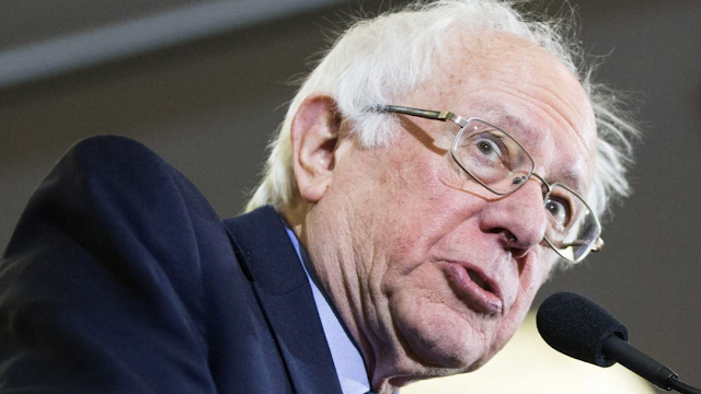 Bernie Sanders: Felons Should Be Able To Vote From Behind Bars