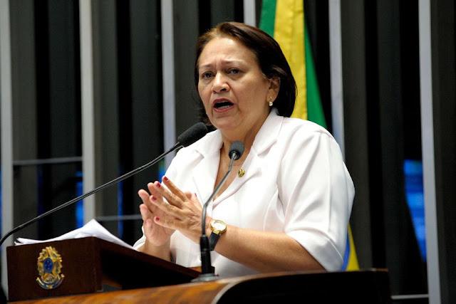 Governadora do Rio Grande do Norte diz que aulas presenciais da rede pública do estado só voltam em 2021