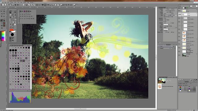 تحميل برنامج فوتو لاين تصميم وتحرير الصور PhotoLine - موقع حملها