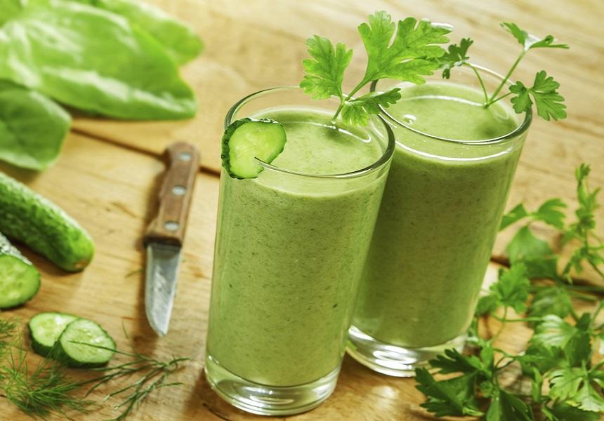 10 Melhores benefícios do suco de pepino para saúde