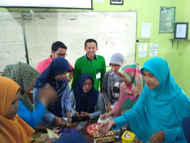Laporan Praktikum Uji Makanan Lemak (Praktikum IPA di SD)