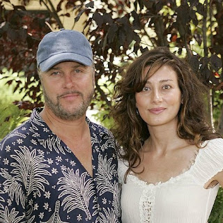 Gina Cirone with her celebrity husband William Petersen