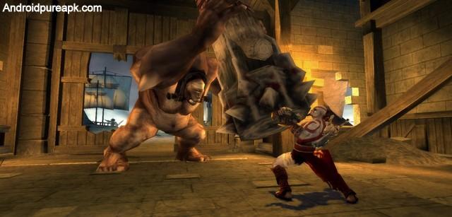 God of War – Ghost of Sparta Apk