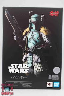 Star Wars Meisho Movie Realization Ronin Boba Fett Box 01