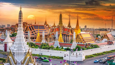 tour bangkok - pattaya