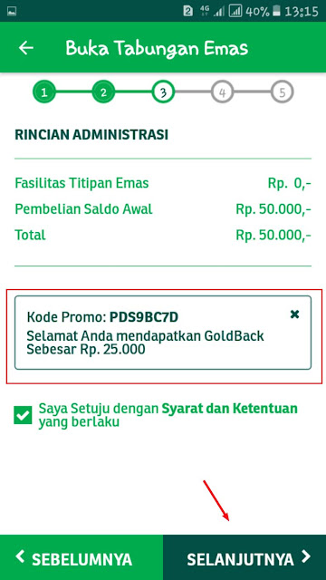Kode referral pegadaian digital PDS9BC7D