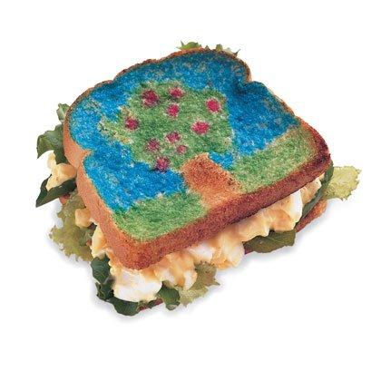 Sandwich Art Recipe