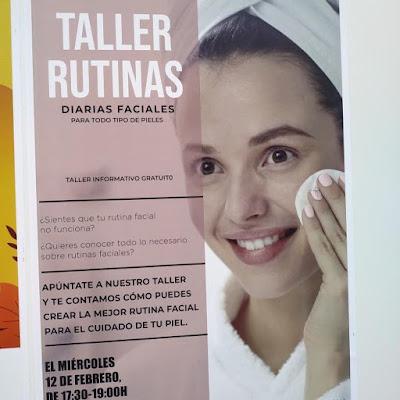 taller-rutina-facial-farmacia-cayetano