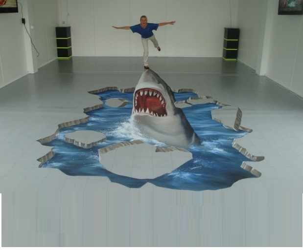 3d bathroom floor