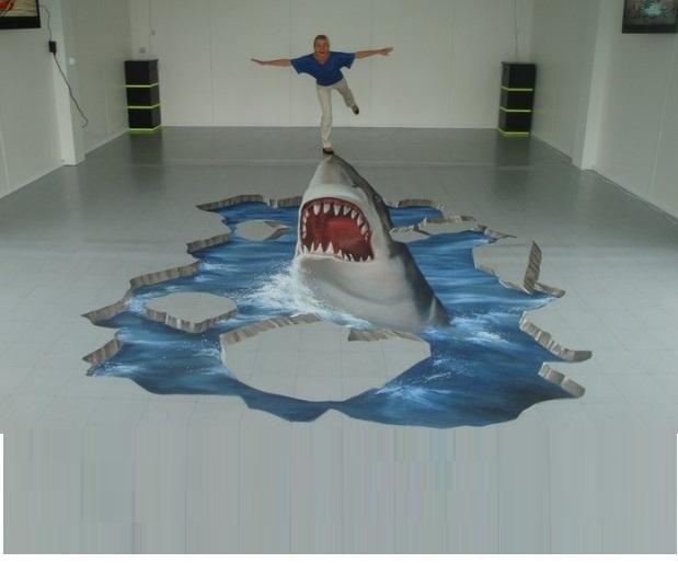 3D Flooring Tips and 3D bathroom floor murals styles ...
