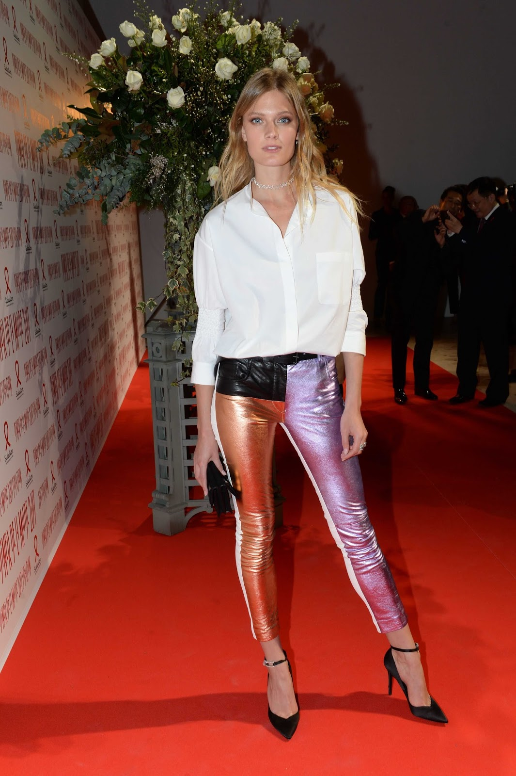 leather pants marie pics Constance