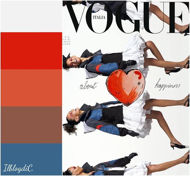 Vogue Italia Luglio/Agosto