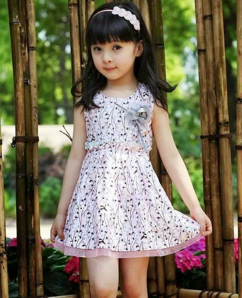 3d1167dc7f428 صور ملابس اطفال بناتي صيفية 2014