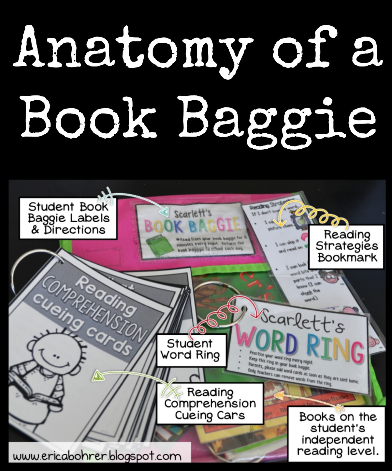 The Anatomy of a Book Baggie