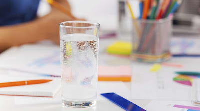 شرب الماء يساعد على زيادة الذاكرة