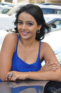 Nithya Shetty Stills at Padesaave Movie Team Interview ~ Celebs Next