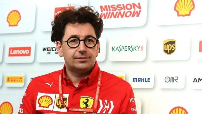 O que Mattia Binotto Diz dos Pilotos Leclerc e Vettel para 2020
