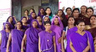 सामुदायिक स्वास्थ्य केंद्र तिरला मेंं आशा सहयोगी व आशा कार्यकर्ता को प्रशिक्षण दिया गया