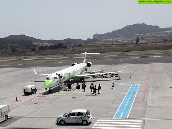 Binter lanza un bintazo para volar a destinos europeos desde 60,05 euros