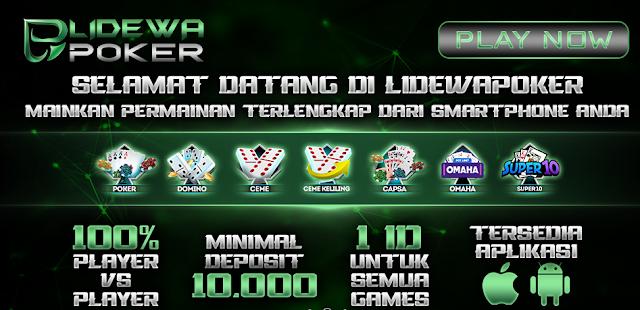 Situs Judi Poker Online Terpercaya Di Indonesia Tahun 2020