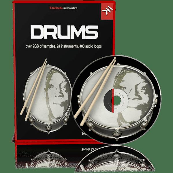 Billy Cobham Drums for SampleTank