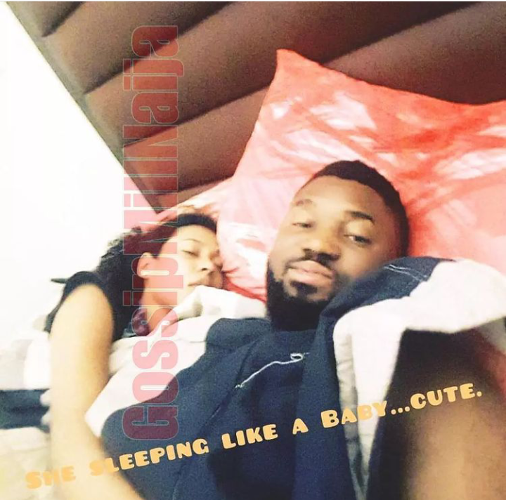 BBNaija: Meet Nini's Boyfriend, do you think Saga stands a chance? (See pictures)