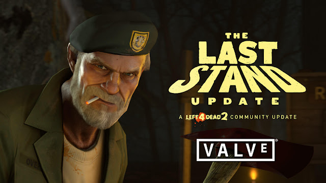 left 4 dead 2 free to play weekend 2009 co-op first-person shooter multiplayer survival horror valve corporation steam