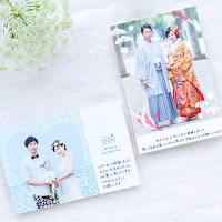 結婚報告ハガキが500円!自分の写真で作る新テンプレートと送り方の基本マナー4選