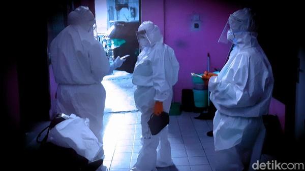 Cerita Pasien Corona Dirawat hingga Sehat Meski Kerap Ngamuk-Ancam Perawat