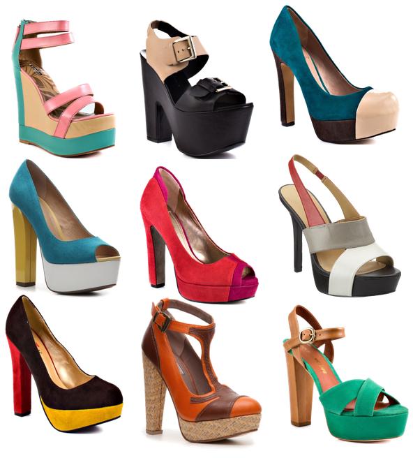 Model Sepatu Unik Terbaru 2012