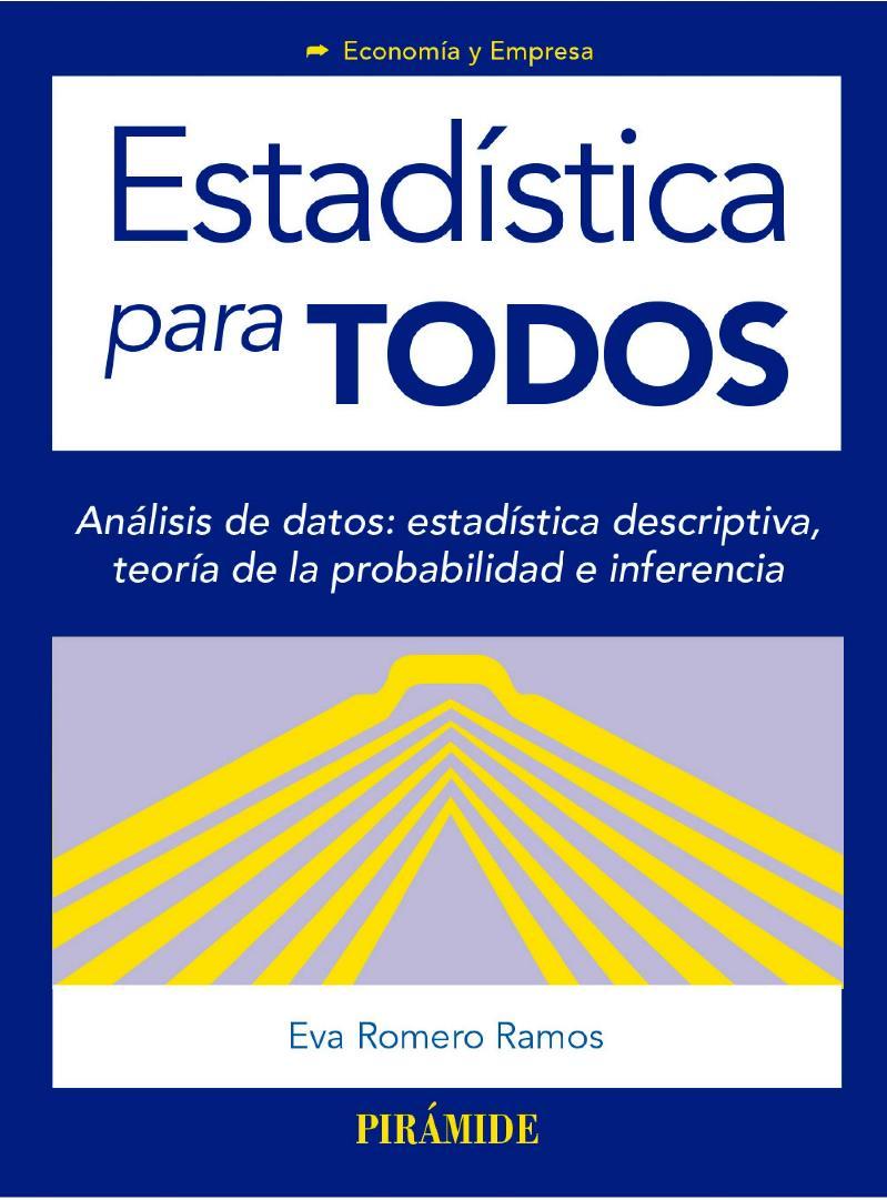 Estadística para todos – Eva Romero Ramos
