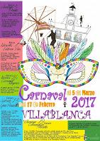 Carnaval de Villablanca 2017 - Elisa Orta Coya