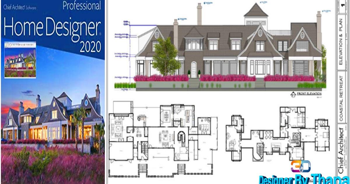 Home Designer Pro 2020 Free - MS 3D Designer