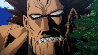ヒロアカ アニメ ギガントマキア | Gigantomachia | My Hero Academia | Hello Anime !