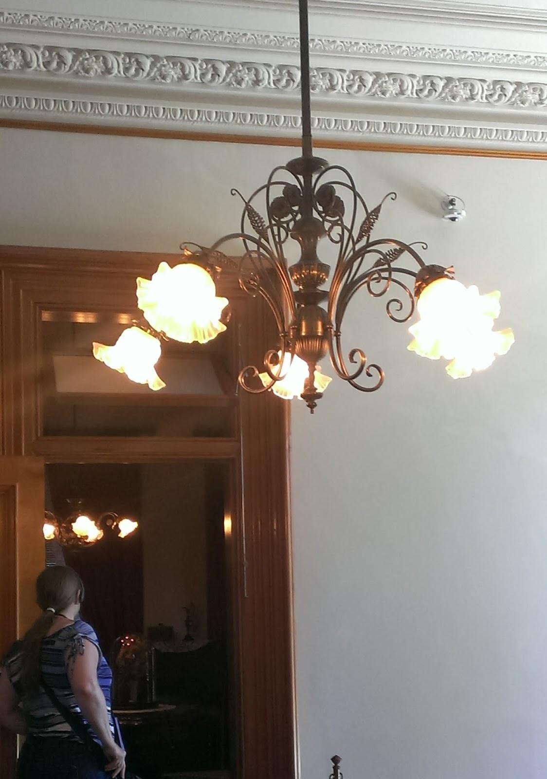 A King Palace And LEDs