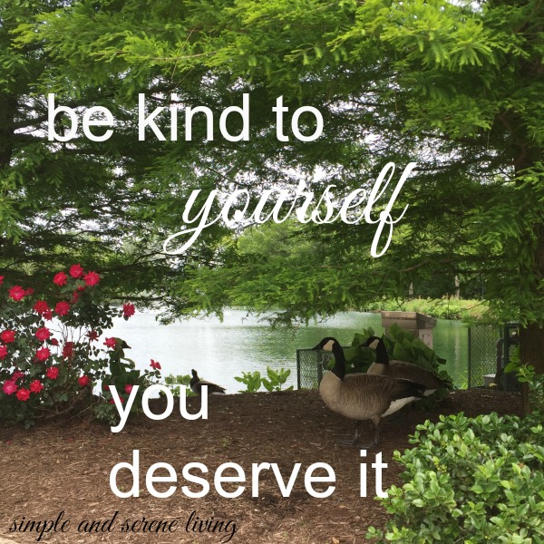 kindness self
