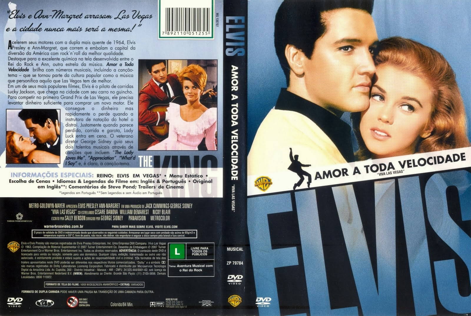 filme elvis presley amor a toda velocidade