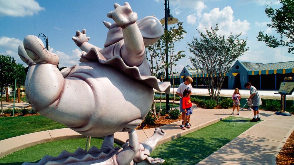 Advanced Tee Times Now Available For Walt Disney World S Miniature Golf Courses Orlando Theme Park News