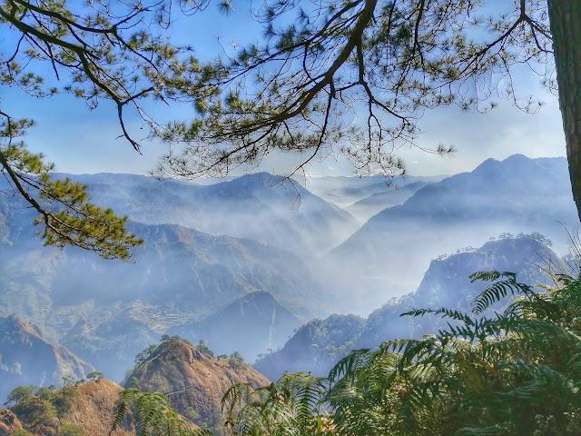 Mount Kabunian Bakun Benguet