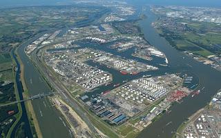 Il Propeller Club a Rotterdam e Anversa
