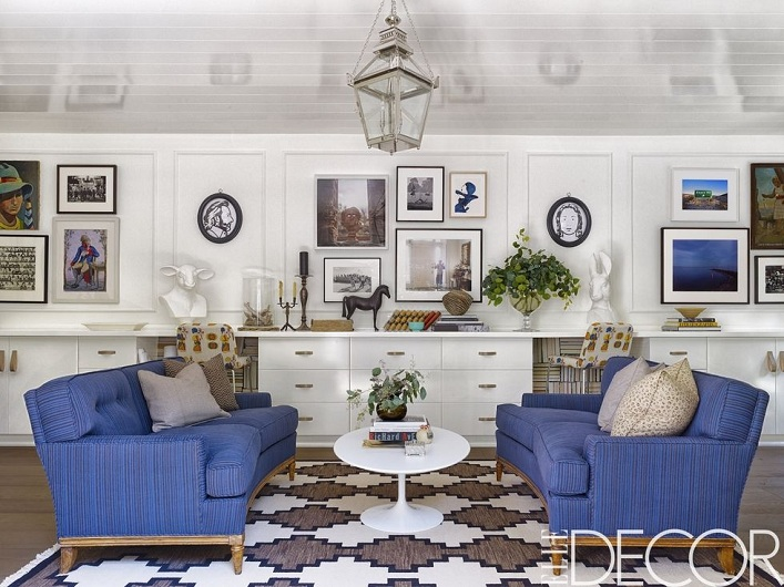 Mix And Chic A Designer 39 S Beautifully Layered And Sophisticated California Bungalow